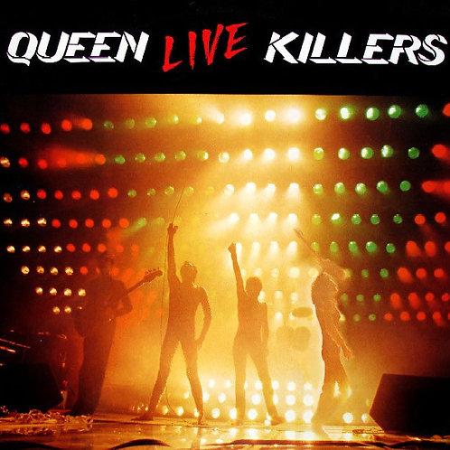QUEEN 2xLP Live Killers
