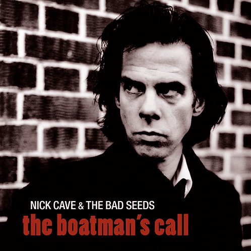NICK CAVE LP The Boatman's Call