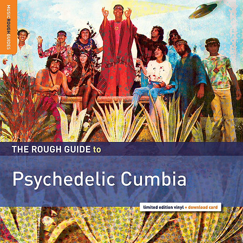 VARIOS LP The Rough Guide To Psychedelic Cumbia