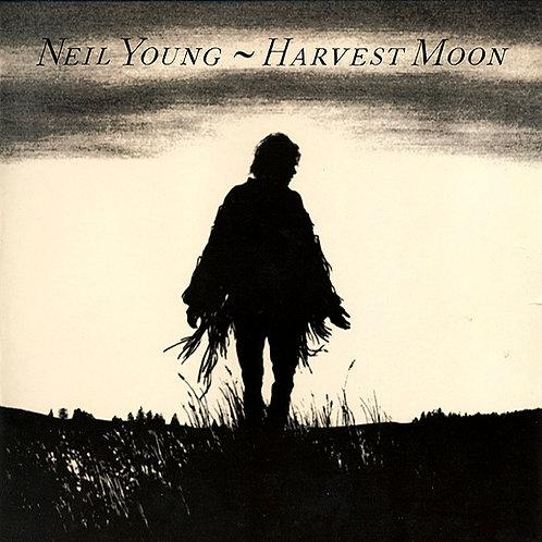 NEIL YOUNG LP Harvest Moon