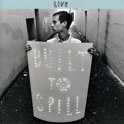 BUILT TO SPILL CD Live