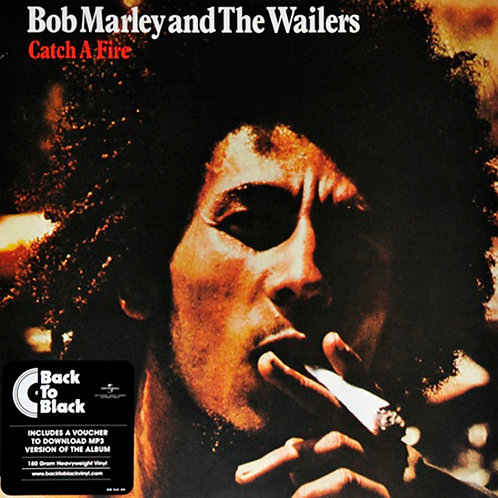 BOB MARLEY & THE WAILERS LP Catch A Fire (Remastered)