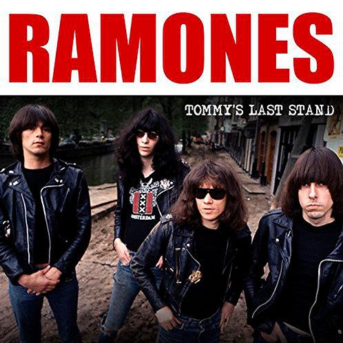 RAMONES LP Tommy's Last Stand 1978