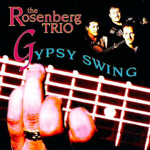 ROSENBERG TRIO CD Gypsy Swing