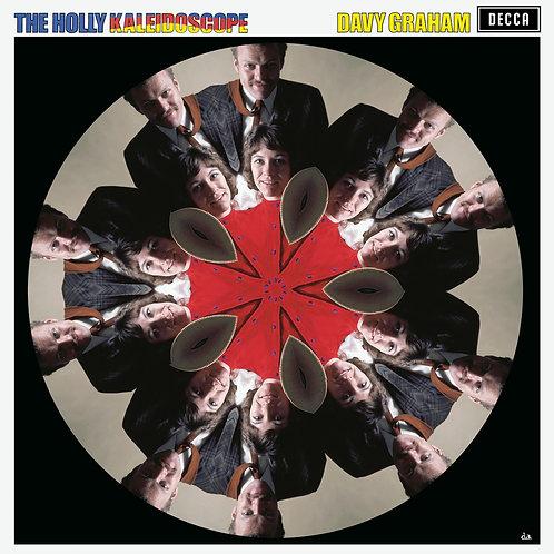 DAVY GRAHAM LP The Holly Kaleidoscope (Coloured Vinyl) (RSD Drops September)