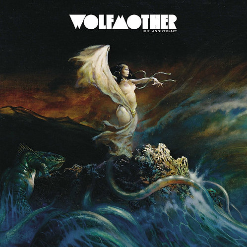 WOLFMOTHER 2xLP Wolfmother