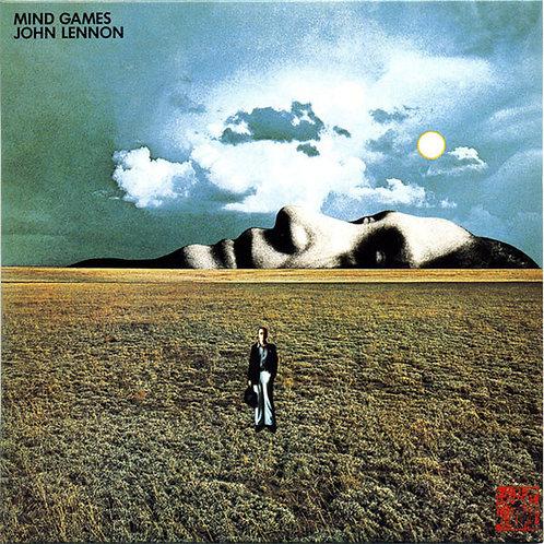 JOHN LENNON CD Mind Games (Vinyl Replica)