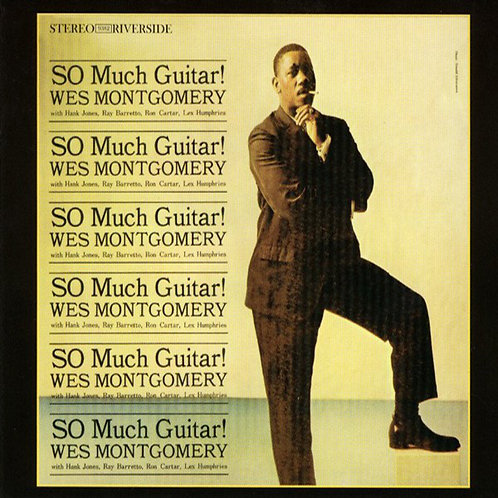 WES MONTGOMERY CD So Much Guitar! (Digipack)