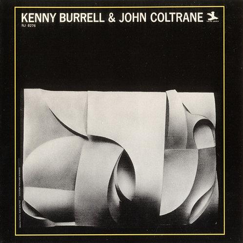 KENNY BURRELL & JOHN COLTRANE CD Kenny Burrell & John Coltrane
