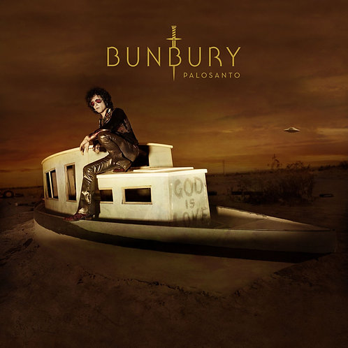 BUNBURY 2xLP+2xCD Palosanto