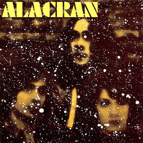 ALACRAN CD Alacrán (1971) Spanish Progressive Rock