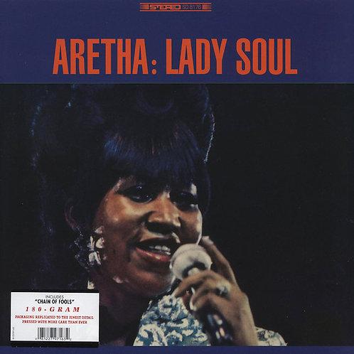 ARETHA FRANKLIN LP Lady Soul