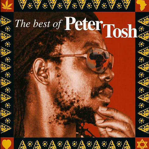 PETER TOSH CD Scrolls Of The Prophet: The Best Of Peter Tosh