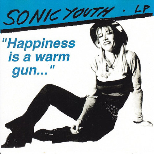 SONIC YOUTH CD Happiness Is A Warm Gun...