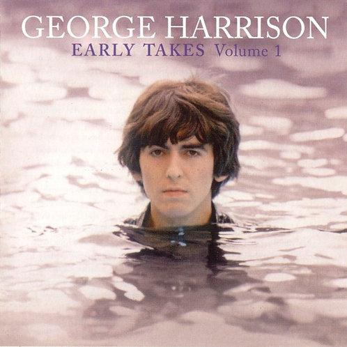 GEORGE HARRISON CD Early Takes Volume 1