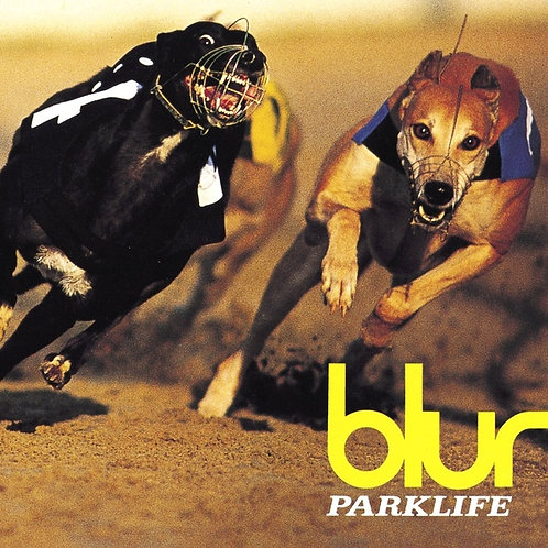 BLUR 2xCD Parklife (Limited Box Set Deluxe Edition)