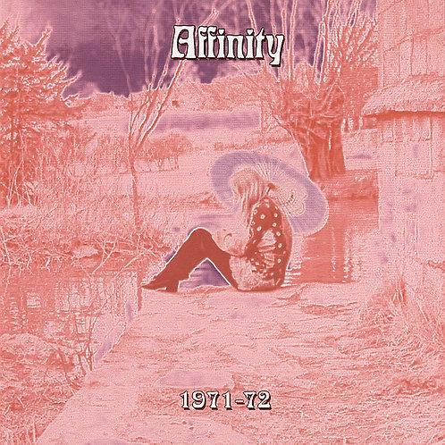 AFFINITY CD 1971-72 (Unreleased Album)