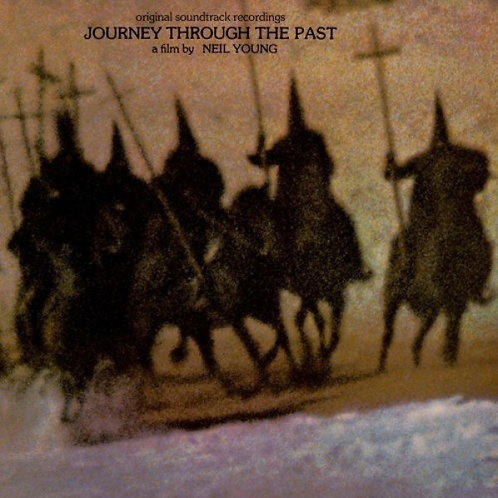 NEIL YOUNG CD Journey Through The Past (Vinyl Replica Mini Lp Style Edition)