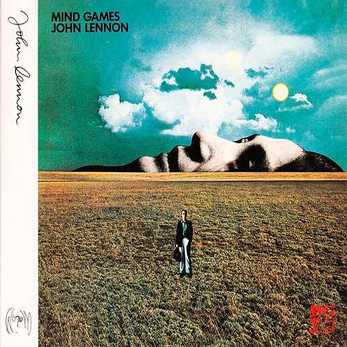 JOHN LENNON CD Mind Games (Remastered)