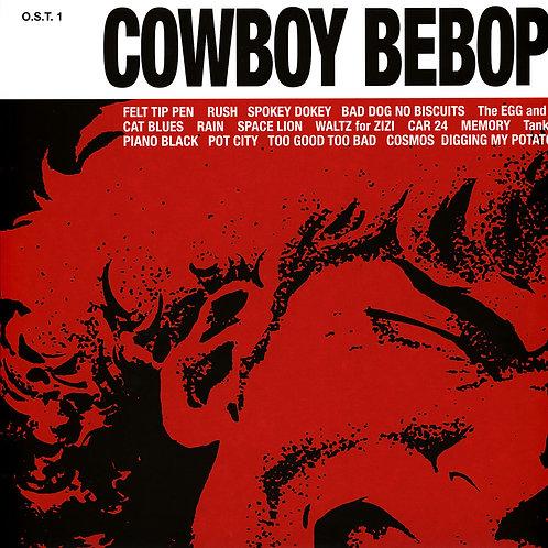 THE SEATBELTS LP Cowboy Bebop O.S.T. 1