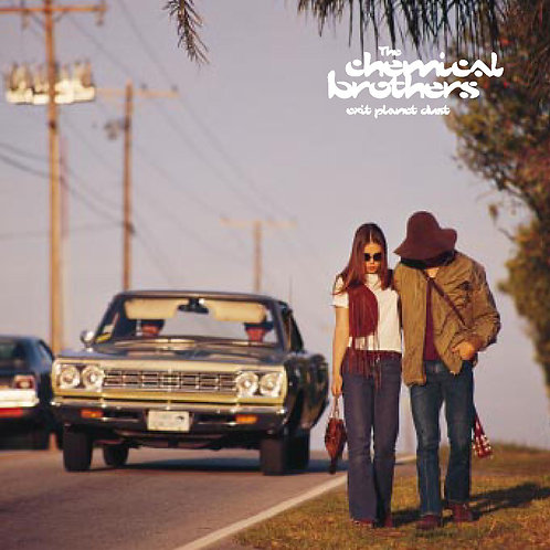 THE CHEMICAL BROTHERS 2xLP Exit Planet Dust