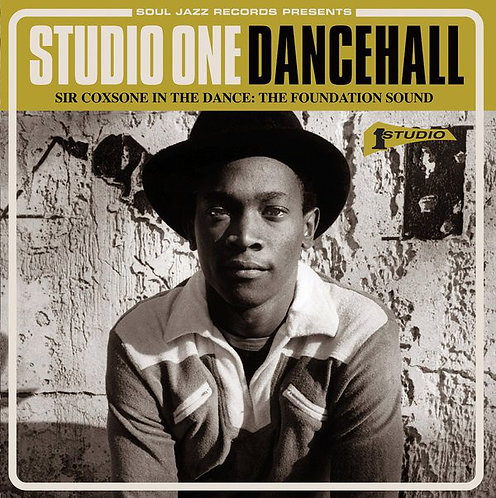 VARIOUS CD Studio One Dancehall (Sir Coxsone In The Dance: The Foundation Sound)