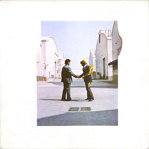 PINK FLOYD LP Wish You Were Here (German Reissue)