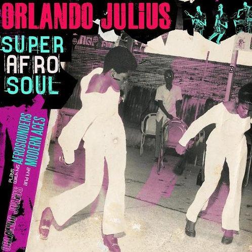 ORLANDO JULIUS 2xCD Super Afro Soul