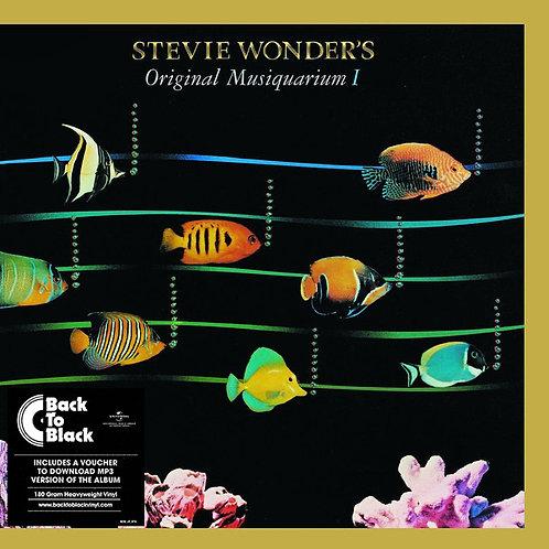STEVIE WONDER 2xLP Original Musiquarium I (180 gram)