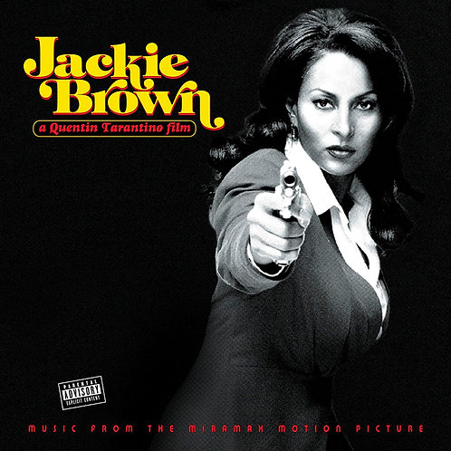 VARIOS CD Jackie Brown (Music From The Miramax Motion Picture)