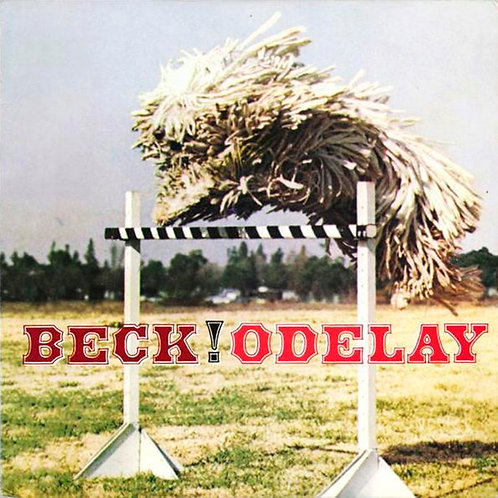BECK LP Odelay (Blue Coloured Vinyl with Poster)