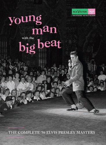 ELVIS PRESLEY BOX SET 5XCD Young Man With The Big Beat: The Complete '56 Elvis
