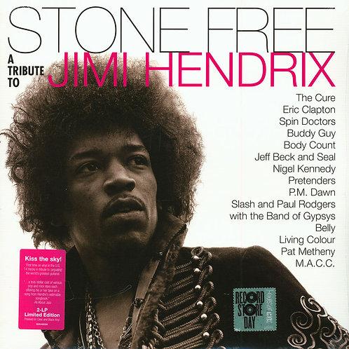 JIMI HENDRIX 2xLP Stone Free (A Tribute To Jimi Hendrix) Record Store Day 2020