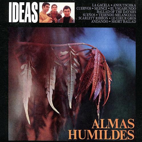ALMAS HUMILDES CD Ideas (1968) Folk Rock