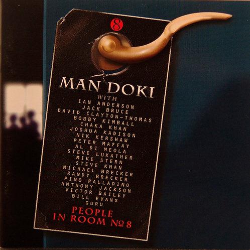 MAN DOKI CD People In Room No. 8 (Jazz-Rock)