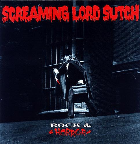 SCREAMING LORD SUTCH LP Rock & Horror