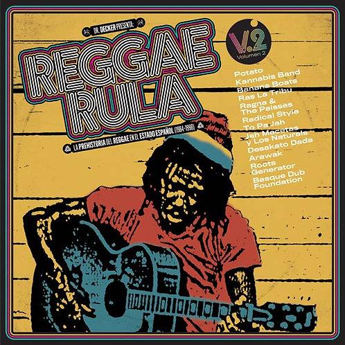 VARIOS LP Reggae Rula Vol. 2 (1984 - 1998)