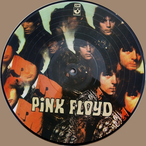 PINK FLOYD LP Piper At The Gates Of Dawn Picture