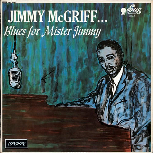 JIMMY McGRIFF CD Blues For Mister Jimmy