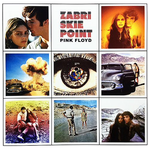 PINK FLOYD LP Zabriskie Point