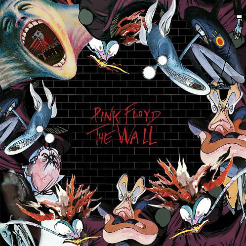 PINK FLOYD 6xCD+DVD The Wall - Immersion Box Set