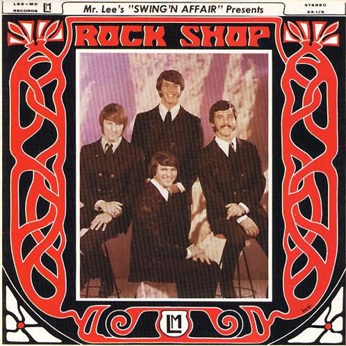 """ROCK SHOP CD Mr. Lee's """"Swing'n Affair"""" Presents"""