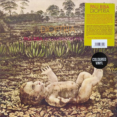 PAU RIBA 2xLP Dioptria (Coloured Vinyls)