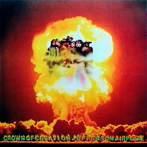 JEFFERSON AIRPLANE LP Crown Of Creation