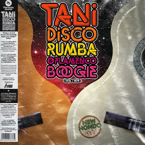 VARIOS LP Tani - Disco Rumba & Flamenco Boogie ● 1976 ● 1979 ●
