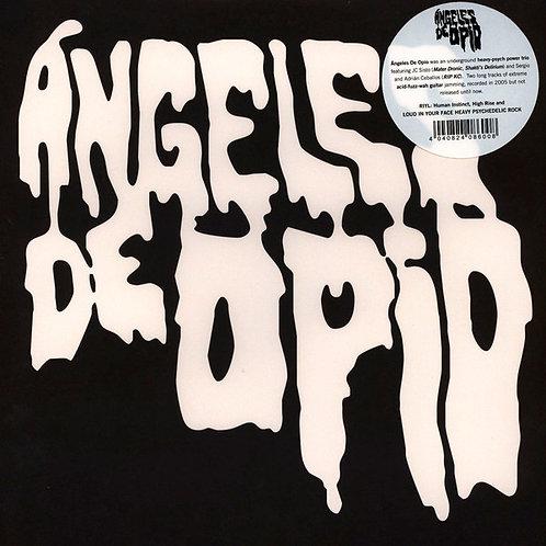 ANGELES DE OPIO LP Ángeles de Opio