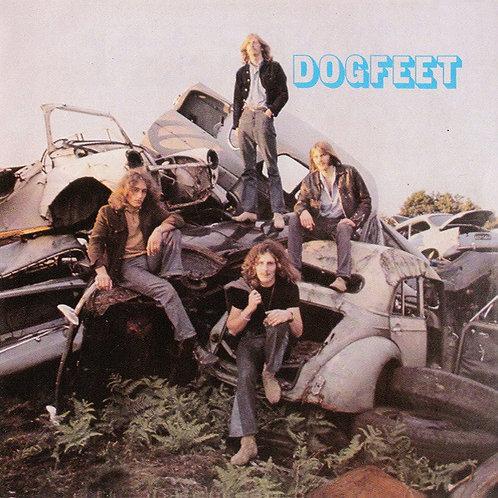 DOGFEET LP Dogfeet (UK Heavy Psych)