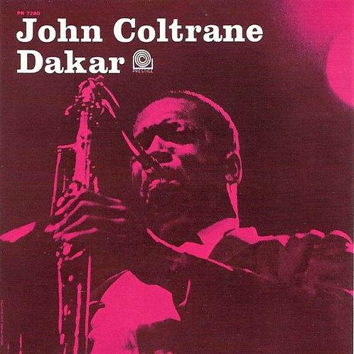 JOHN COLTRANE CD Dakar (RVD Remasters)
