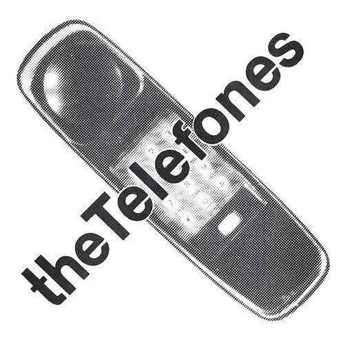 "THE TELEFONES 7"" She's In Love / The Ballad of Jerry Godzilla"