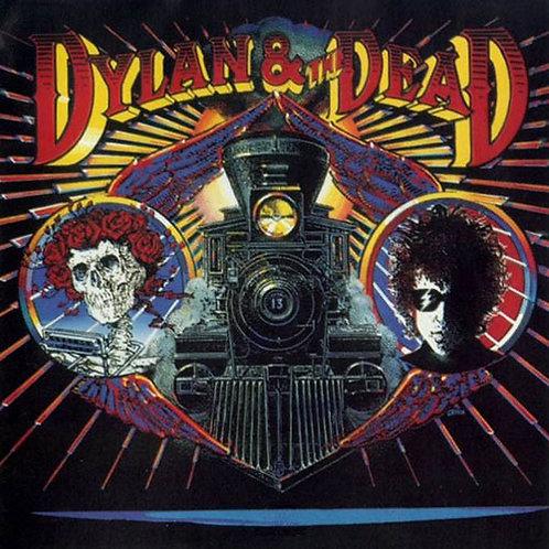 BOB DYLAN CD Dylan & The Dead